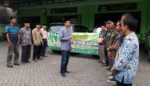 Lazisnu PCNU Sidoarjo Berangkatkan Bantuan Tsunami Banten dan Lampung