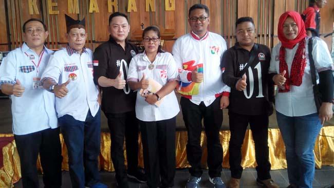 Banyuwangi Target 70 Persen Suara untuk Jokowi-Ma'ruf