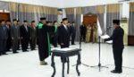 Bupati Lumajang Lantik Staf Ahli jadi PJ Sekda