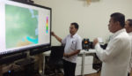 Menilik Ruang Pusdalops-PB BPBD Kabupaten Mojokerto