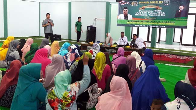 Gus Syaikhul Tanggalkan Politik Sejenak, Ingatkan Masyarakat Pentingnya 4 Pilar Kebangsaan