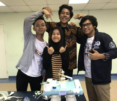Mahasiswa ITS Rancang Eksplorasi Migas Ramah Lingkungan