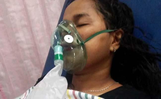 Irmin saat menjalani perawatan di RSSA Malang. (ist)