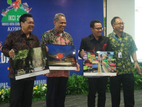 Kota Malang Raih Penghargaan Indeks Kota Cerdas Indonesia
