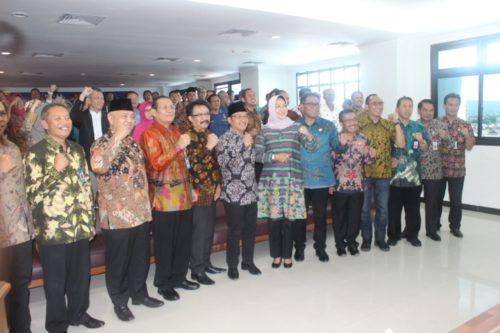 Tiga Pimpinan Daerah Bertekad Perkuat Sinergi Pembangunan Malang Raya