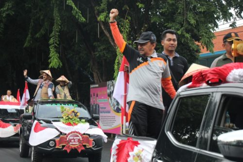 Pemkot Probolinggo Kirab Adipura, Apa Pesan Khusus ke Walikota Terpilih?