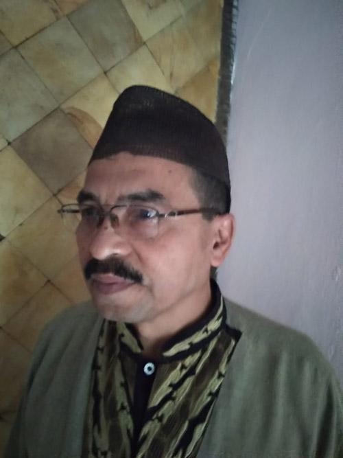 Foto Sawerdi Hasan Wakil Ketua DPC PPP Kabupaten Malang. (H.Mansyur Usman/Memontum.Com)