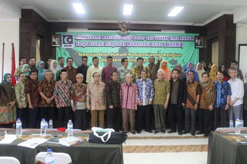 KAHMI Rekomendasi Perbaikan Hukum di Indonesia