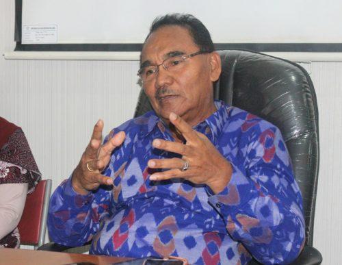 Rektor Unikama Dr Pieter Sahertian, MSi. (rhd)