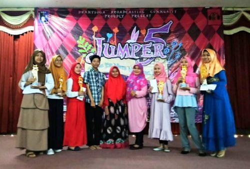 Tim MTsN 1 Kota Malang peserta Jumper V. (ist)