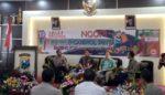 Ngobrol Pintar Polres Batu, Paparkan Milenial Road Safety Festival