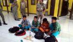 Pesta Miras, Belasan Pelajar SMP Lamongan Dikeler Satpol PP