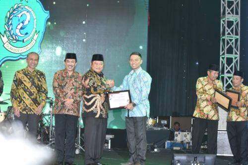 Puncak Hari Jadi Sidoarjo Bersamaan  Peringatan 3 Tahun Kepemimpinan  Bupati dan Wabup