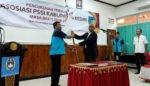 Kepengurusan PSSI Kabupaten Kediri Dikukuhkan