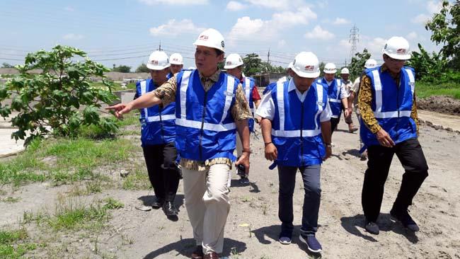 Pembangunan Long Storage Kalimati Rp 360 Miliar Masih Terkendala Izin PT KAI