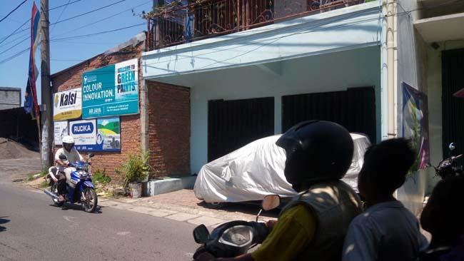 Rampok Berpistol Garong Rumah Juragan Daging di Candi