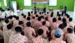 Siswa  SMAN I Krembung  Ikuti Sosialisasi  Masuk Bintara Polri