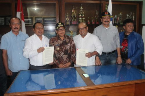 Persema Kembali ke Pangkuan Askot PSSI Kota Malang