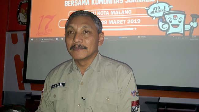 KPU Kota Malang Gandeng Konser Musik 105