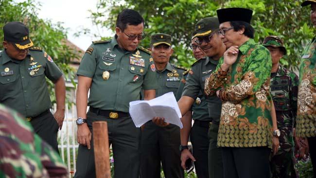 Mayjend TNI Suko Pranoto Ingatkan Penggunaan Anggaran Agar Bermanfaat