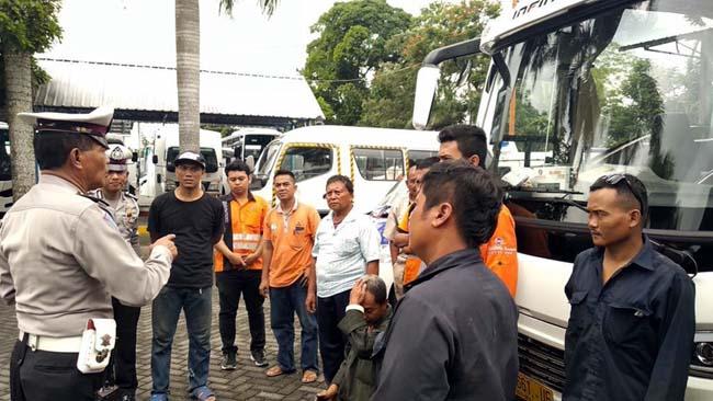 PO Bagong Dukung Program MRSF Korlantas Mabes Polri