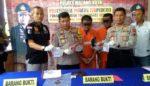 Pengedar Sabu Goblok, Salah Jual ke Polisi