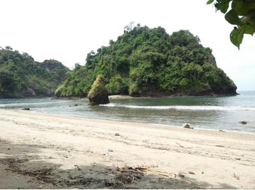 OBYEK : Salah Satu Obyek Wisata Desa Pujiharjo. (dok)