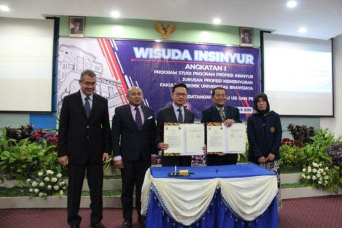 UB Wisuda 20 Lulusan Profesi Insinyur FT-UB