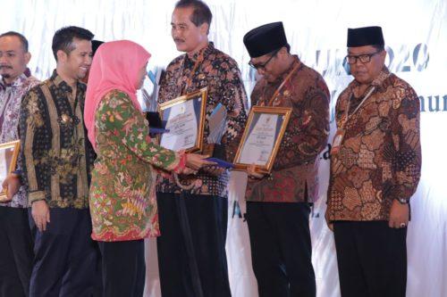 Kota Malang Raih Terbaik II, Penghargaan Perencanaan Pembangunan Daerah