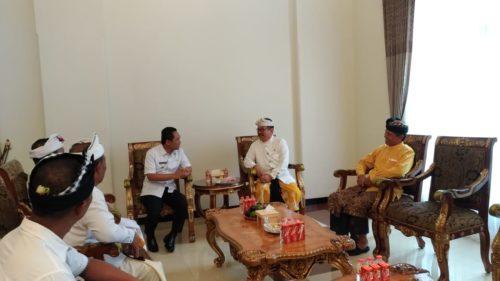 Bupati Lumajang Terima Kunjungan Wagub Bali