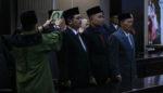 Walikota Dewanti Rumpoko Lantik Tiga Pimpinan Tinggi Pratama Pemkot Batu