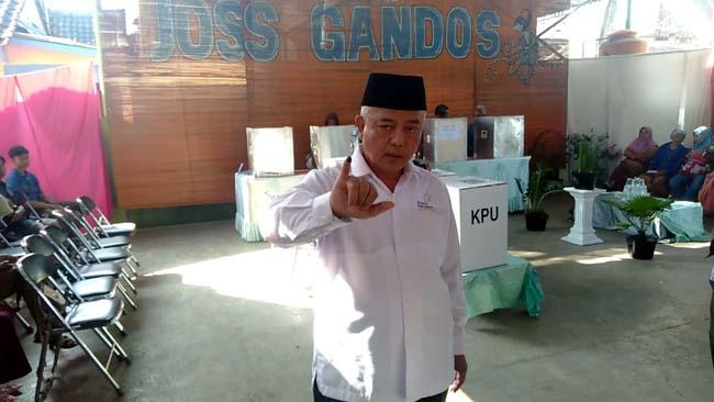 Nyoblos di Gondanglegi, Plt Bupati Malang Sempat Ditolak
