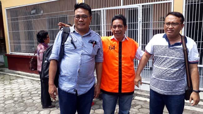 Oknum ASN Kota Malang jadi Terdakwa, Yakin Tidak Bersalah, Andriono Berharap Bebas