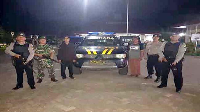 Polres Probolinggo Bersama Kodim 0820 Bersinergi Amankan Kotak Suara di Tiap Kecamatan