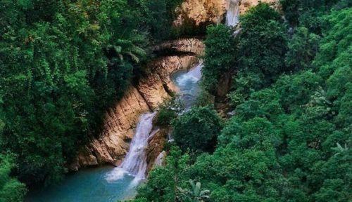 Kedung Darmo Wisata Alam Menarik di Desa Wonorejo. (H Mansyur Usman/Memontum.Com)