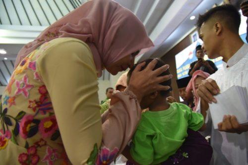 Bupati Jember Ajak Masyarakat Peduli Anak Yatim Piatu