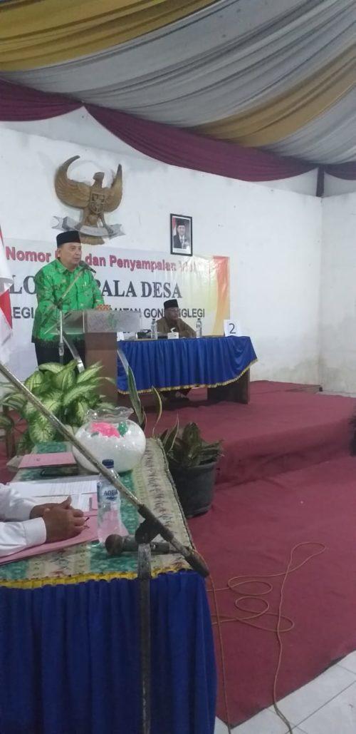 11 Desa di Kecamatan Gondanglegi Bakal Gelar Pilkades