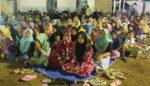 Ponpes An-Nur Doa bersama Untuk NKRI saat Wisuda Tanfidz
