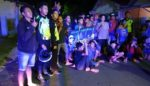 Jaga Kamtibmas Ramadan, Satlantas Polres Situbondo Patroli Sahur Bersama Warga