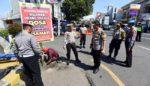 Kapolres Situbondo Cek Kesiapan Pos Pengamanan Lebaran di Pantura