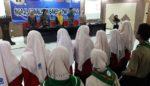 Puluhan Pelajar SMA dan SMK Ngaji Jurnalistik Bareng PWI Sidoarjo