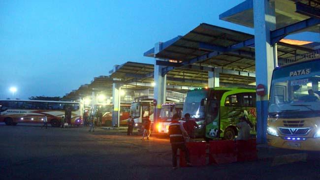 Jelang Lebaran Aktifitas Terminal Arjosari Meningkat 10 %