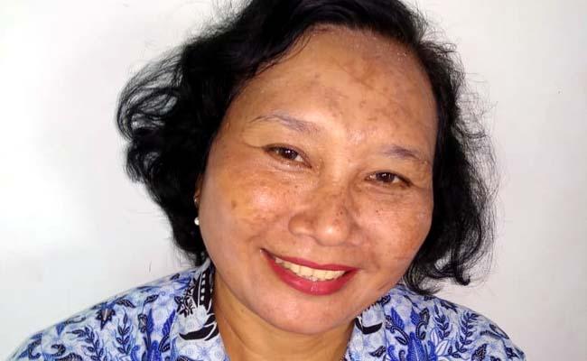 KADES : Mamik Misniwati Kades SITIARJO