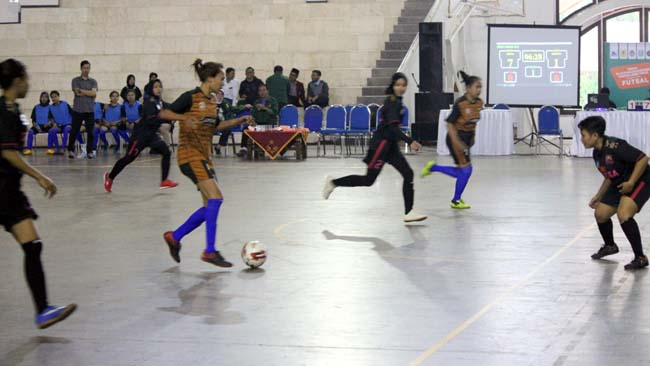 14 Tim POMDA Futsal Jawa Timur Berebut Tiket Menuju POMNAS