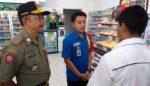 Perijinan Dua Indomaret Dikeluhkan Warga, Pol PP Kota Malang Langsung Sidak