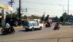 Tidak Ada Traffic Light Pertigaan Puger, Timbulkan Kekuatiran