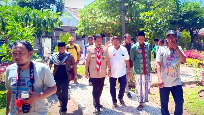 Festival Sampah di Waru, Ringankan Beban Pemkab Sidoarjo Tangani Sampah
