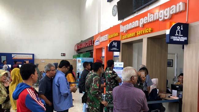 KAI Bantah Registrasi Tarif Reduksi Berbatas Waktu, Jawab Hoax Batas Terakhir 1 September 2019