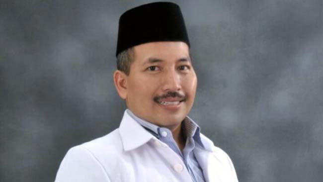 dr H Umar Usman, Ketua PC NU Kabupaten Malang. (dok)