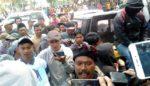 Pelantikan 269 Kades Terpilih Diwarnai Aksi Demo